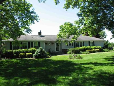 Schoharie County Single Family Home For Sale: 248 School Hill Rd