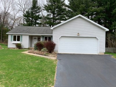 Ballston Spa Single Family Home For Sale: 562 Victory Cir