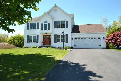 Clifton Park Single Family Home For Sale: 3 Tern Ct