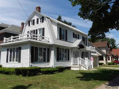 Gloversville Single Family Home For Sale: 1 Lark St