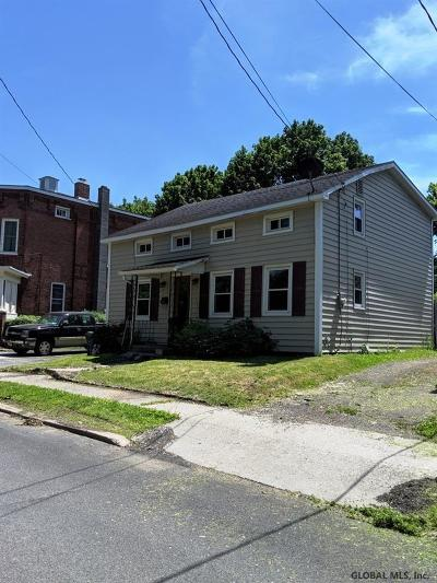 Canajoharie Single Family Home For Sale: 130 Front St