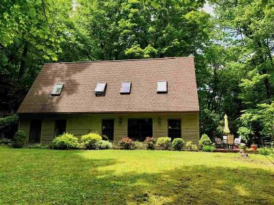 Albany County, Saratoga County, Schenectady County, Warren County, Washington County Single Family Home For Sale: 1937 Bay Rd