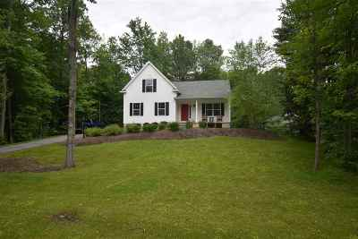 Wilton Single Family Home Active-Under Contract: 14 Tom Sawyer Dr