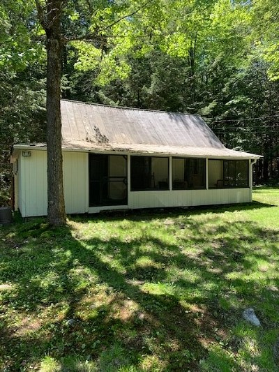 Albany County, Saratoga County, Schenectady County, Warren County, Washington County Single Family Home For Sale: 31 Shields Rd