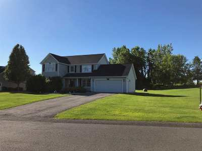 Guilderland Single Family Home For Sale: 728 Wasentha Way