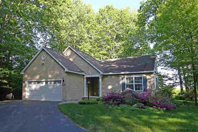 Albany County, Saratoga County, Schenectady County, Warren County, Washington County Single Family Home For Sale: 23 Coolidge Ln