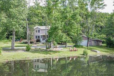 Galway, Galway Tov, Providence Single Family Home For Sale: 2249 Alexander Rd