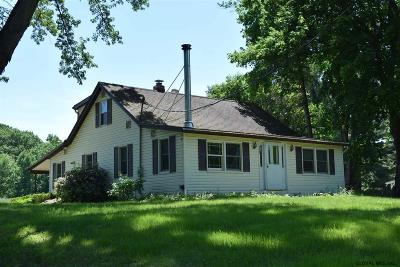 East Greenbush Single Family Home For Sale: 923 Luther Rd