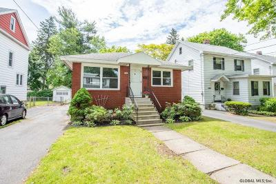 Albany Single Family Home Active-Under Contract: 33 Clermont St