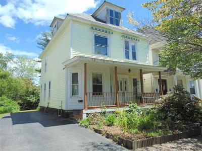 Schenectady Single Family Home For Sale: 1022 Dean St