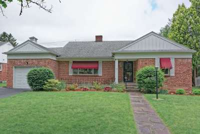 Albany Single Family Home For Sale: 358 S Manning Blvd