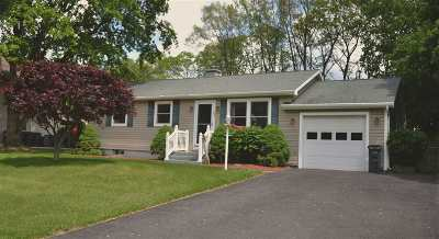 Guilderland Single Family Home For Sale: 23 Velina Dr