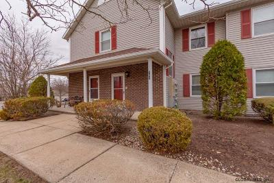 Niskayuna Single Family Home For Sale: 1200 Hillside Av #302