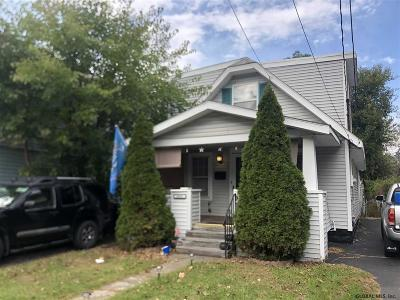 Schenectady Single Family Home For Sale: 1931 Broad St