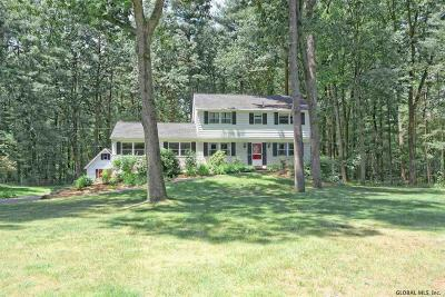 Clifton Park Single Family Home For Sale: 6 Colonial Ct