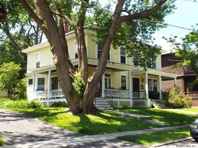 Albany Two Family Home For Sale: 884-886 Lancaster St