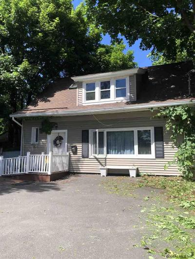 Albany Single Family Home For Sale: 809 Park Av