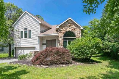 Bethlehem Single Family Home For Sale: 179 Glenmont Rd