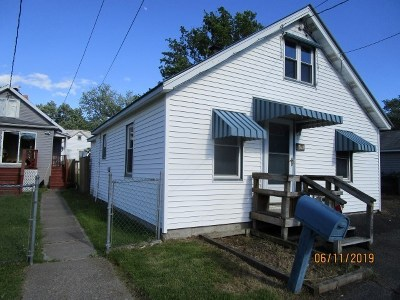 Watervliet Single Family Home For Sale: 1303 10th Av