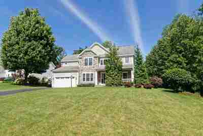 Clifton Park Single Family Home For Sale: 25 Knollwood Dr