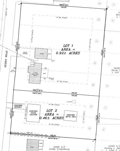 Queensbury Residential Lots & Land For Sale: 49 Ogden Rd