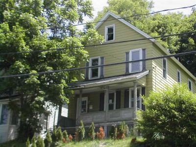 Amsterdam NY Single Family Home For Sale: $20,500