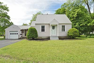 South Glens Falls Single Family Home Active-Under Contract: 58 Ferry Blvd