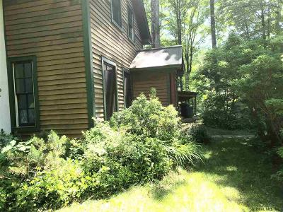 Saratoga County Rental Back On Market: 141 Middle Grove Rd