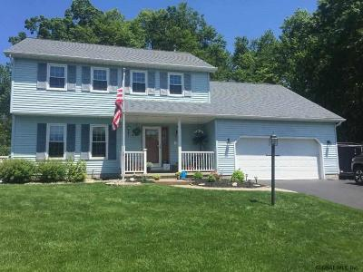 Colonie Single Family Home For Sale: 38 Ausable Forks