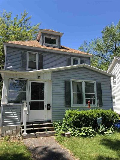 Schenectady Single Family Home For Sale: 213 Clayton Rd