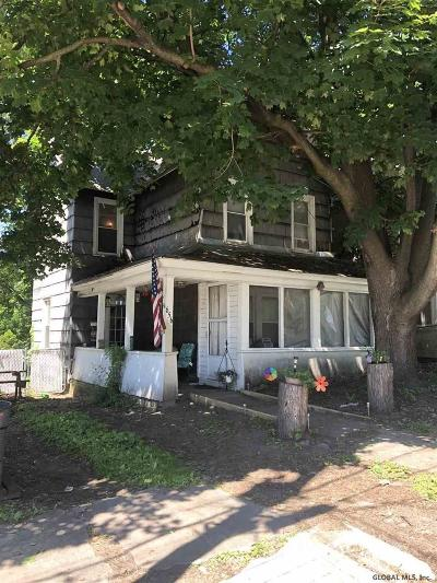 Single Family Home For Sale: 656 Sunset St