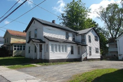 Gloversville Multi Family Home For Sale: 12-14 North Water St
