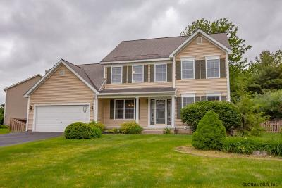 Clifton Park Single Family Home New: 27 Aster Dr