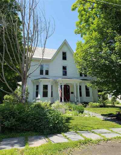 Albany County, Saratoga County, Schenectady County, Warren County, Washington County Single Family Home New: 14 South Union St