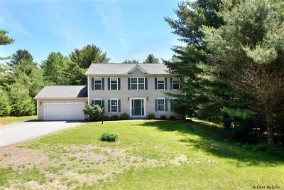 Greenfield, Corinth, Corinth Tov Single Family Home New: 8 Trout Pond Rd