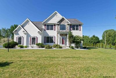 Guilderland Single Family Home For Sale: 4942 Western Turnpike