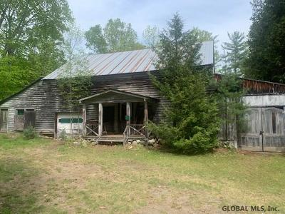 Schroon Single Family Home For Sale: 3 Shingle Shanty Way