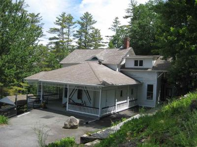 Schroon Single Family Home For Sale: 692 Nys Route 74
