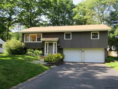 Bethlehem Single Family Home For Sale: 500 Huron Rd