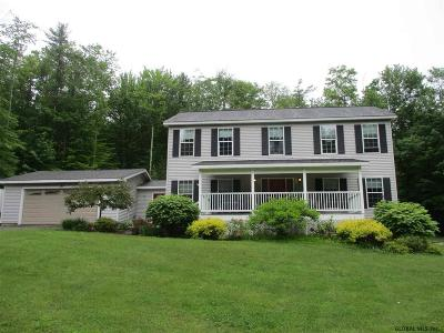 Galway, Galway Tov, Providence Single Family Home New: 130 Fox Rd