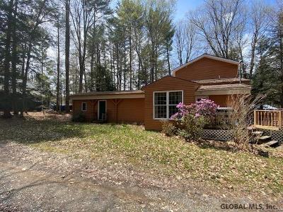 Albany County, Saratoga County, Schenectady County, Warren County, Washington County Single Family Home For Sale: 42 Pine Av