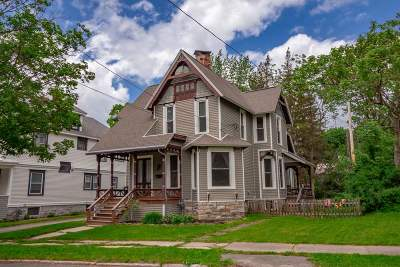 Johnstown Single Family Home For Sale: 107 West Madison Av