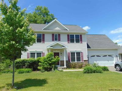 Clifton Park Single Family Home For Sale: 6 Lussier Dr