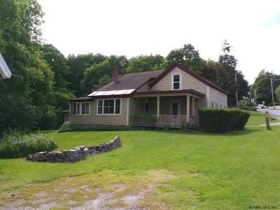 Essex County Single Family Home New: 2834 Nys Route 9n
