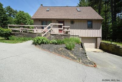 Lake Luzerne Single Family Home For Sale: 15 Montreaux La