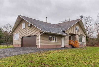 Fultonville Single Family Home For Sale: 717 Logtown Rd