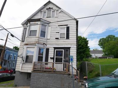 Troy Two Family Home For Sale: 68 Middleburgh St