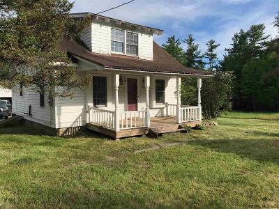 Johnsburg Single Family Home For Sale: 2692 Garnet Lake Rd