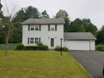 Queensbury Single Family Home Active-Under Contract: 2 Pinewood Hollow Rd