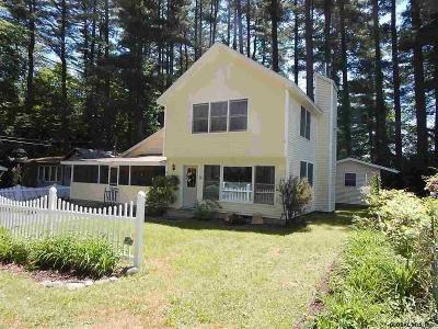 Lake George Single Family Home New: 16 Garrison La